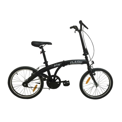 Image of BeBikes Be Easy nera opaca