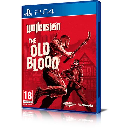 Wolfenstein: the old bloo