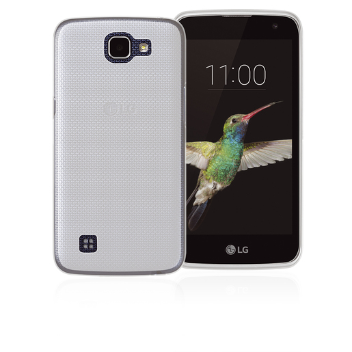 Image of Phonix LGK4GPW Custodia Trasparente custodia per LG K4