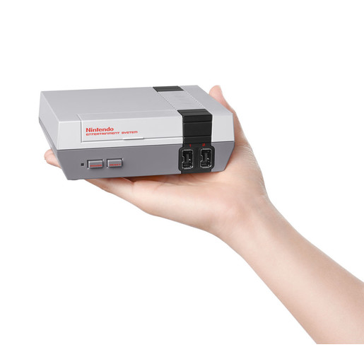 Image of Nintendo Classic Mini: Nintendo Entertainment System