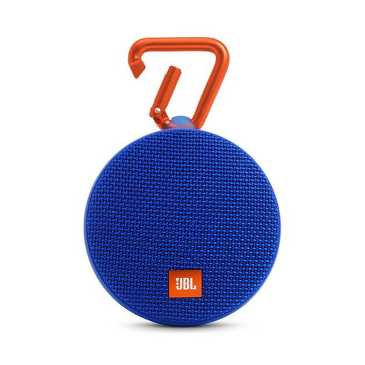 JBL Clip 2 3 W Altoparlante portatile mono Blu