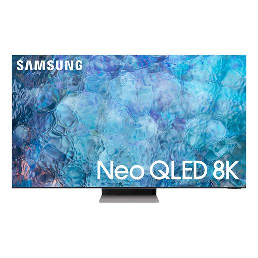 """Image of TV Neo QLED 8K 75"""" QE75QN900A Smart TV Wi-Fi 2021 Stainless Steel"""