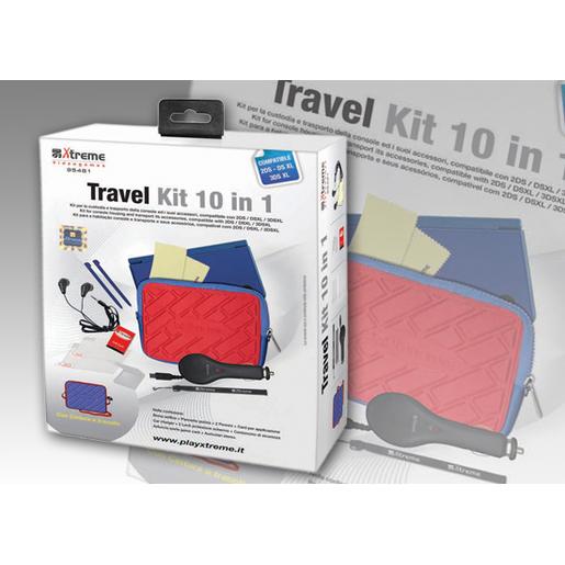 Image of Xtreme Kit da viaggio 10 in 1 per tutti i DS
