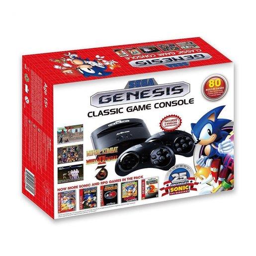 Image of SEGA Genesis Classic Game Console