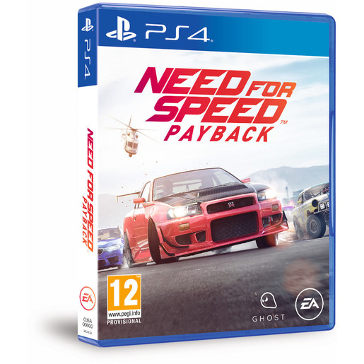 Need for Speed Payback -Playstation 4