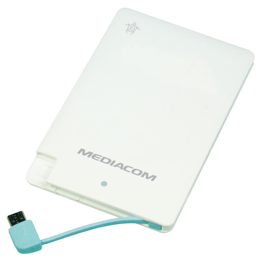Image of Mediacom SOS Power Bank 2500 Flat