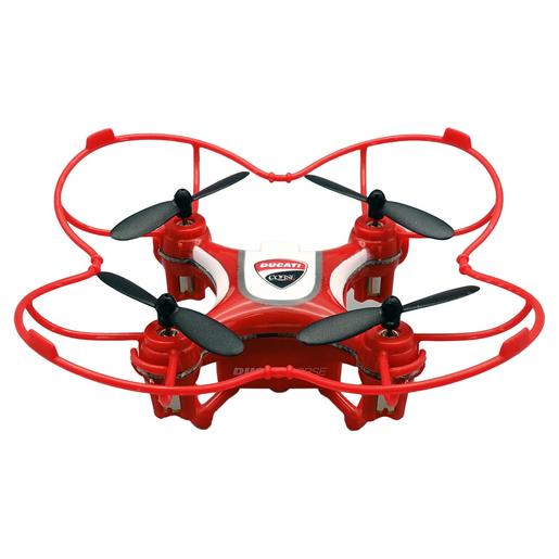 Image of Ducati Corse Dromocopter 4rotori 120mAh Rosso drone fotocamera