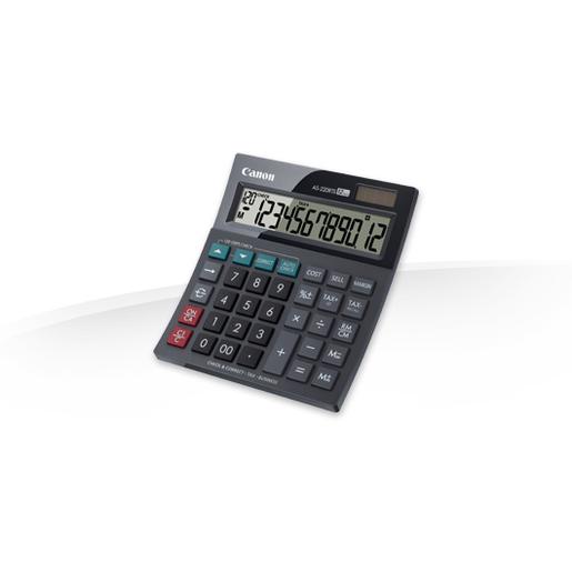 Canon AS 220RTS calcolatr