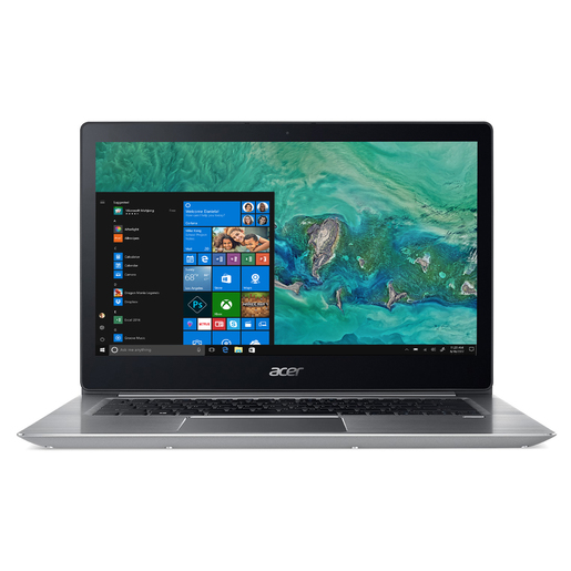 Image of Acer Swift 3 SF314-52-552X Notebook, 14'', i5-8250U, SDD 256 MB, 8 GB,