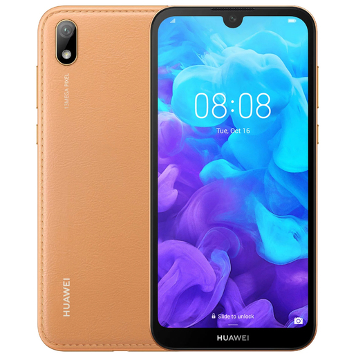 Image of Huawei Y5 2019 5.71'') 2 GB 16 GB Marrone TIM