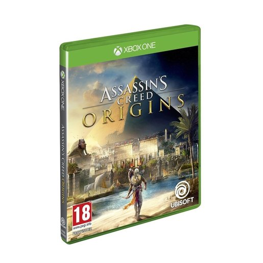 Image of Assassin's Creed Origins - Xbox One