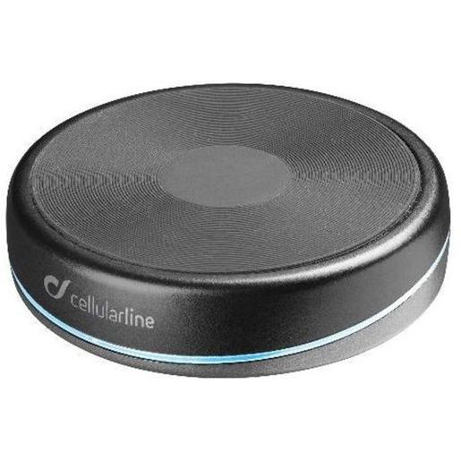 Cellularline WIRELESSTWISTK Nero caricabatterie wireless per cellulari