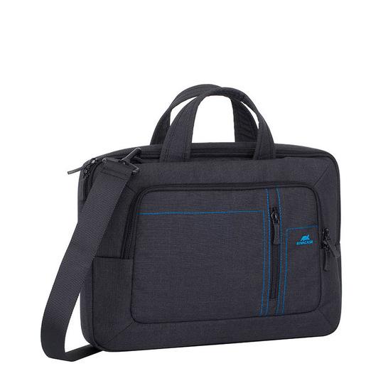 Rivacase 7520 borsa per notebook 33,8 cm (13.3'') Custodia a tasca Nero