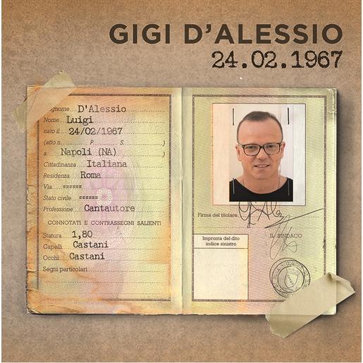 Image of 24 Febbraio 1967 (Sanremo 2017), CD