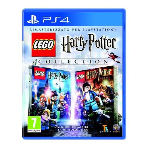 Lego Harry Potter Collection, P...  </br></br> <i class='fa fa-4x fa-arrow-down'></i> </br> <span><div class=