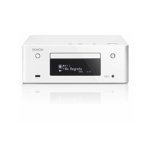 Image of Denon RCD-N9 Digitale 130 W Bianco