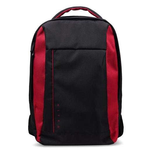 Image of Acer NP.BAG11.00V borsa per notebook 39,6 cm (15.6'') Zaino Nero, Rosso
