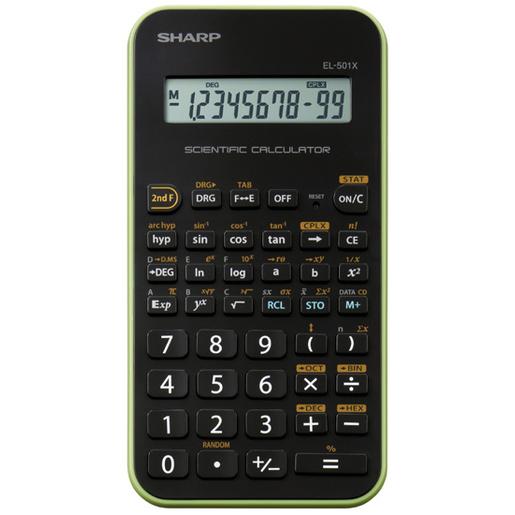 Sharp EL 501XB calcolatri