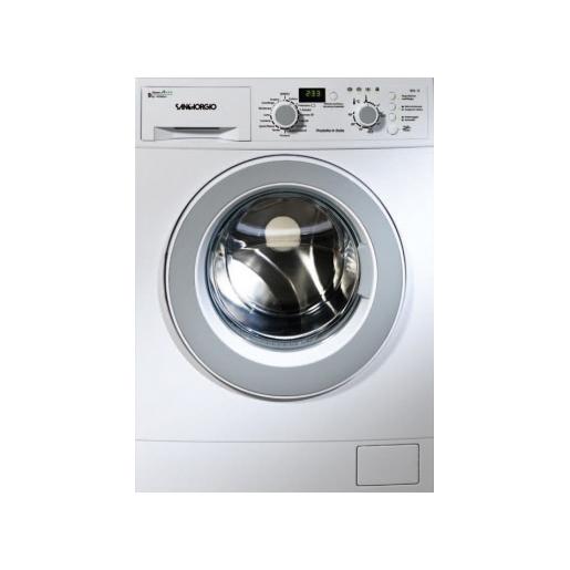 Image of SanGiorgio SEN1012D lavatrice Libera installazione Caricamento frontal