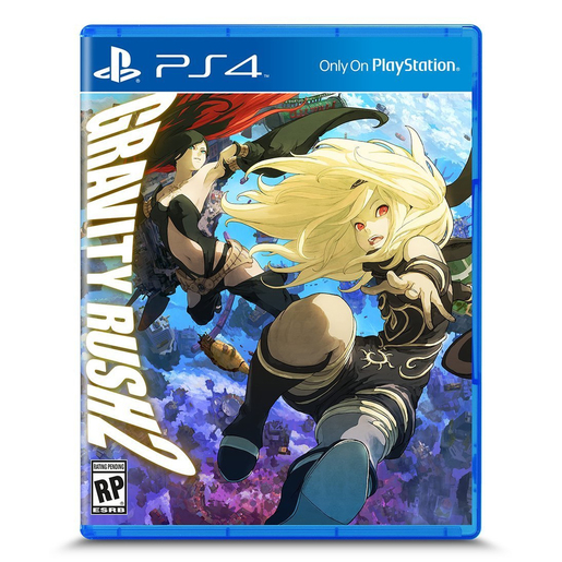 Image of Gravity Rush 2, PlayStation 4 Basic PlayStation 4 Inglese videogioco