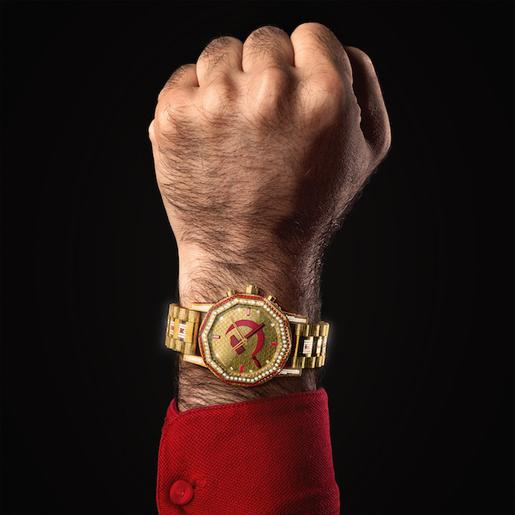Image of Comunisti Col Rolex