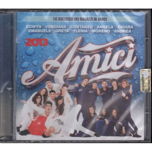 Image of Amici 2013, CD
