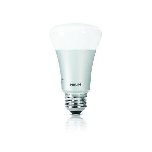 Philips Hue White and Color Ambiance Lampadina LED Singola, E27, 10 W
