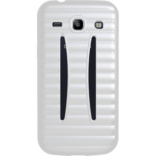 Meliconi 40615602100BA custodia per cellulare Cover Bianco