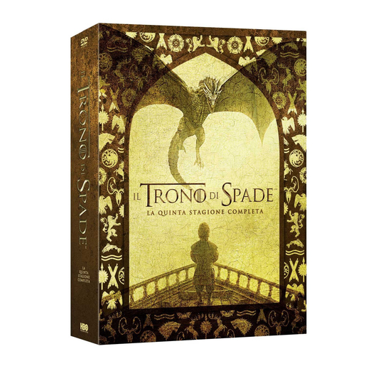 Game of Thrones (DVD) 2D ITA stagione 5