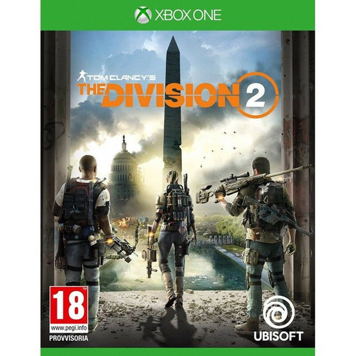 Image of Tom Clancy's The Division 2 - Xbox One
