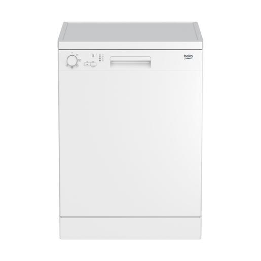 Image of Beko DFN05210W Libera installazione 12coperti A+ lavastoviglie
