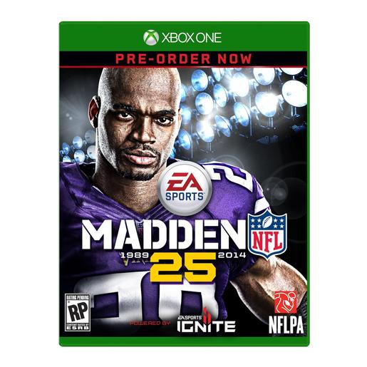 Electronic Arts Madden NFL 25, Xbox One Basic Xbox One Inglese videogi